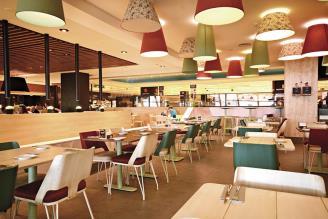Restaurante la s ptima reserva online y opiniones santa for Cocina urbana canaria