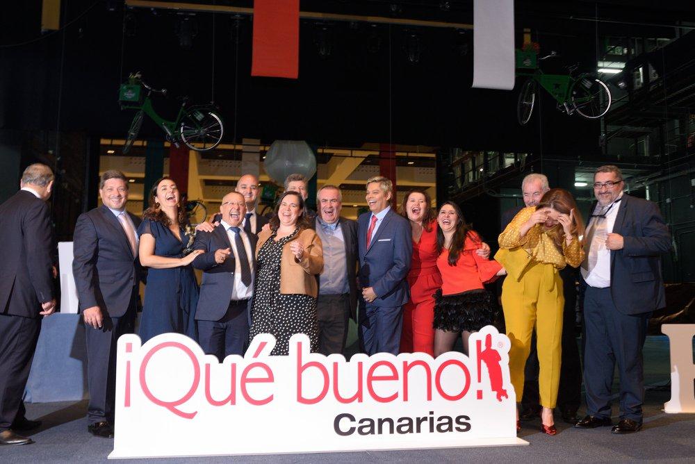 VII Premios Qué Bueno Canarias Heineken Top 10 Restaurants