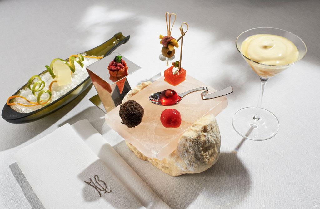 Los restaurantes con Estrella Michelin que hay en Canarias